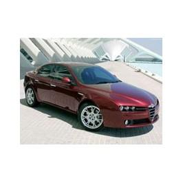 Alfa Romeo 159 3.2 V6 JTS 260HK 2005-2010