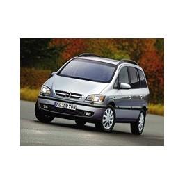 Opel Zafira (A) 2.0T OPC 192hk 2001-2003