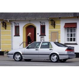 Saab 9000 2.3T Aero 225hk 1993-1998