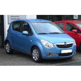 Opel Agila (B) 1.3 CDTI 75hk 2008-2010
