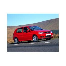 Volkswagen Polo 1.4 TDI 75hk 2000-2002