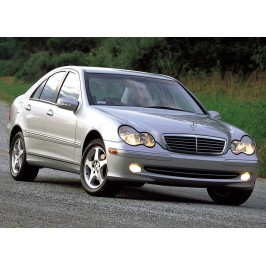 Mercedes-Benz C-Klass W203 C180 Kompressor 143HK 2002-2007