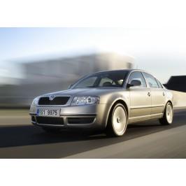 Skoda Superb 2.5 V6 TDI 155hk 2001-2003