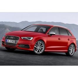 Audi S3 2.0 TFSI 300hk 2012-