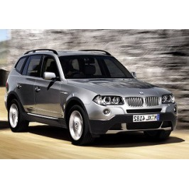 BMW X3 (E83) 2.0d 150hk 2005-2007
