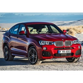 BMW X4 (F26) xDrive20d 190hk 2014-