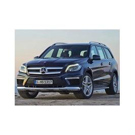 Mecedes-Benz GL 350 BlueTEC 258hk 2013-