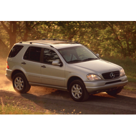 Mercedes-Benz ML 320 218hk 1997-2005