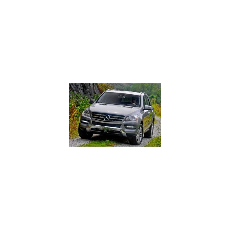 2011 Mercedes Benz E350 Bluetec: Mercedes-Benz ML 350 CDI BlueTEC 258hk 2011-2015
