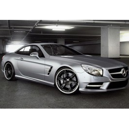 Mercedes-Benz SL 500 435hk 2012-