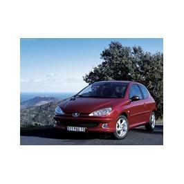 Peugeot 206 1.1 60hk 1998-2012