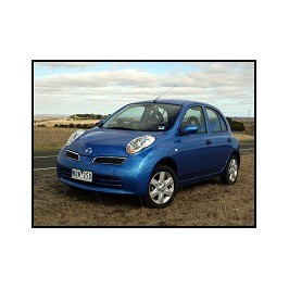 Nissan Micra 1.5 dCi 65hk 2002-2010