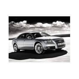Audi S8 (D3) 5.2 V10 FSI 450HK 2006-2010