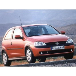 Opel Corsa 1.2 75hk 2000-2005