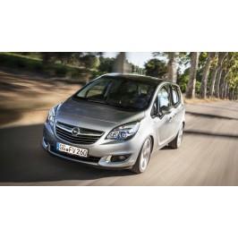 Opel Meriva 1.4 Turbo 120hk 2010-
