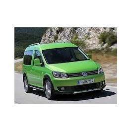 Volkswagen Caddy (2KN) 2.0 TDI 102hk 2016-