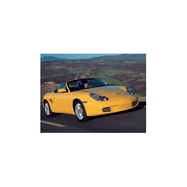 Porsche Boxter 2.7 220hk 2000-2002