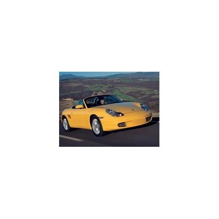 Porsche Boxster S 3.2 260hk 2003-2004