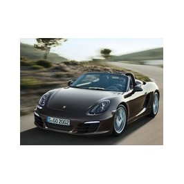 Porsche Boxster 2.7 265hk 2012-