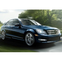 Mercedes-Benz W204 C200 CDI BlueEFFICIENCY 136hk 2008-2009