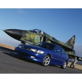 Saab 9-3 Viggen 2,3T 225hk 1999-2002