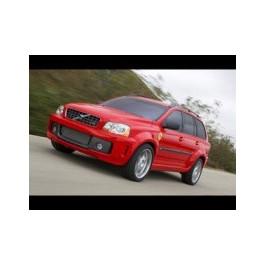 Volvo XC90 T6 272HK 2002-2005