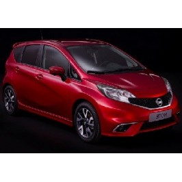 Nissan Note 1.5 dCi 90hk 2013-