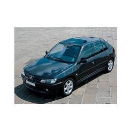 Peugeot 306 2.0 HDi 90hk 1999-2002