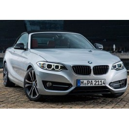 BMW 218i 136hk 2015-