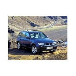 BMW X3 (E83) 3.0si 272hk 2007-2010