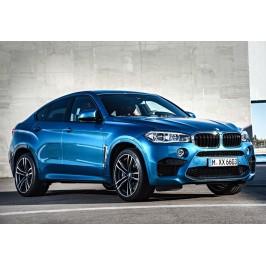BMW X6 M 575hk 2014-