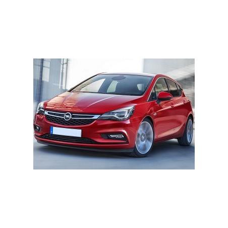 Opel Astra (K) 1.0T 105hk 2015-
