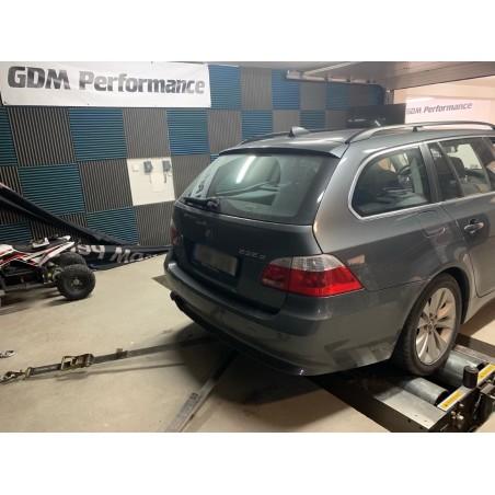 BMW 535d 272HK 2006