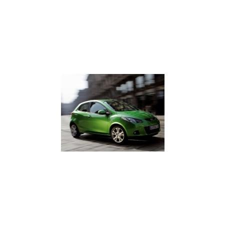 Mazda2 1.6 MZ-CD 90hk 2009-2010