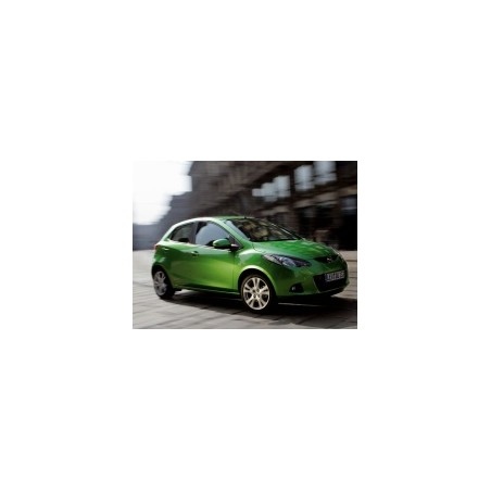 Mazda2 1.6 MZ-CD 95hk 2010-2014
