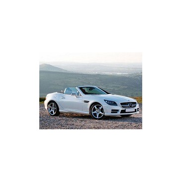 Mercedes-Benz SLK 200 184hk 2015-