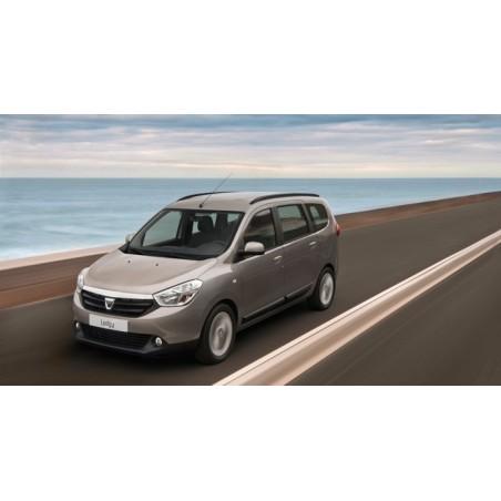 Dacia Lodgy 1.5 dCi 110hk 2015-2018