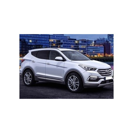 Hyundai Santa Fe 2.2 CRDi 200hk 2015-2018