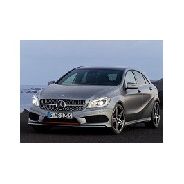 Mercedes-Benz A-Klass 160 CDI 90hk 2013-