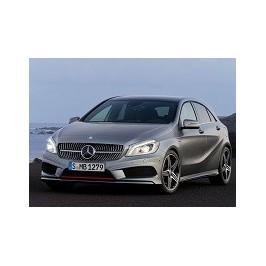 Mercedes-Benz A-Klass 160 CDI 90hk 2013-