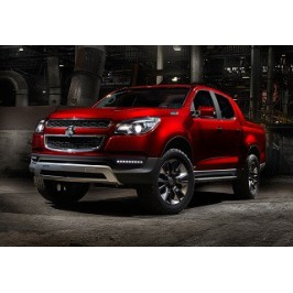 Chevrolet Colorado 2.8 Duramax 180hk 2012-