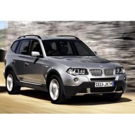 BMW X3 (E83) 3.0d 204hk 2004-2010