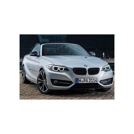 BMW 2-Serie (F2x) 225d 218hk 2013-2015