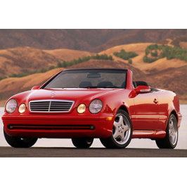 Mercedes-Benz CLK 200 136hk 1997-2000