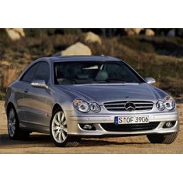 Mercedes-Benz CLK 200K 163hk 2002-2006