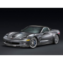 Chevrolet Corvette ZR1 6.2 V8 647hk 2008-2013