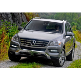Mercedes-Benz ML 250 CDI BlueTEC 204hk 2011-