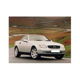 Mercedes-Benz SLK 200K 163hk 2000-2004