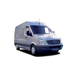 Mercedes-Benz Sprinter 208 CDI 82hk 2000-2006