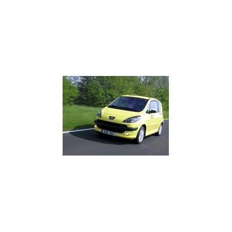 Peugeot 1007 1.4 88hk 2005-2009